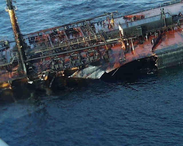 El desastre del prestige - Todo sobre barcos ...
